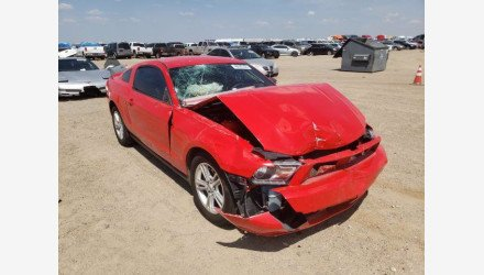 2012 Ford Mustang Coupe for sale 101491748