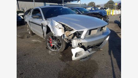2012 Ford Mustang Coupe for sale 101491750