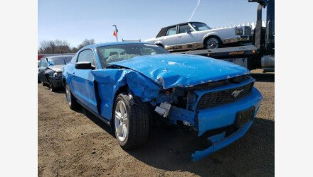 2012 Ford Mustang Coupe for sale 101491812