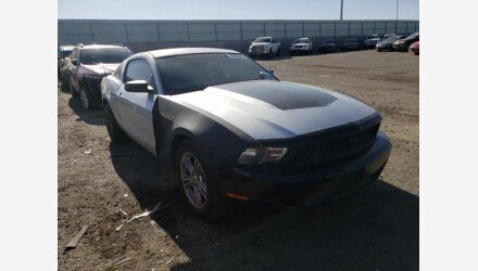2012 Ford Mustang Coupe for sale 101494944