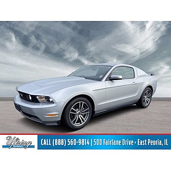 2012 Ford Mustang for sale 101500244