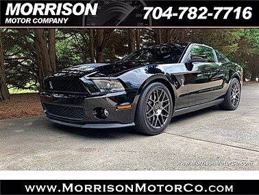2012 Ford Mustang Shelby GT500 Coupe for sale 101554615