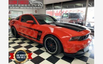 2012 Ford Mustang Boss 302 Coupe for sale 101568778