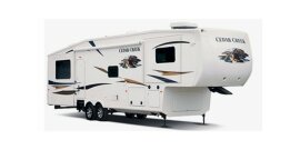 2012 Forest River Cedar Creek 34R specifications