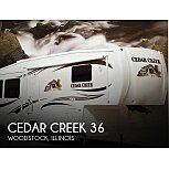 2012 Forest River Cedar Creek for sale 300219700