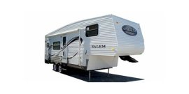 2012 Forest River Salem 24BHSS specifications