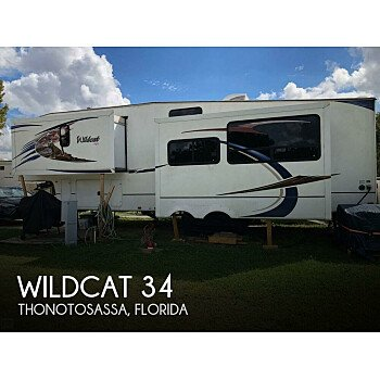 2012 Forest River Wildcat for sale 300181677