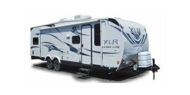 2012 Forest River XLR Hyper Lite 23HFB specifications