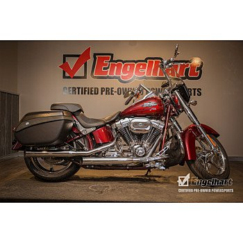 2012 Harley-Davidson CVO for sale 200552575