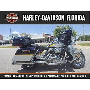 2012 Harley-Davidson CVO for sale 200581048