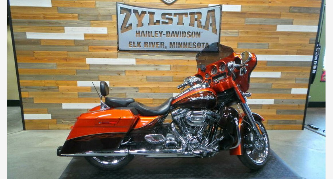 2012 Harley-Davidson CVO for sale 200663804