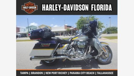 2012 Harley-Davidson CVO for sale 200581048