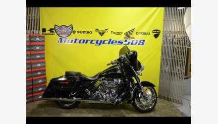 2012 Harley-Davidson CVO for sale 200697309