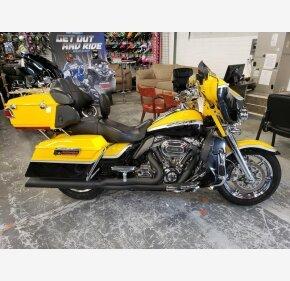 2012 Harley-Davidson CVO for sale 200728193