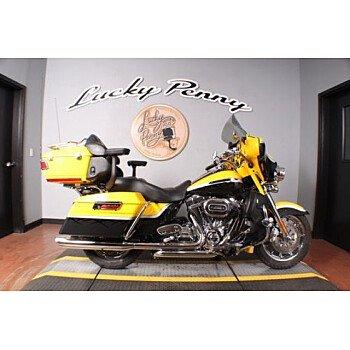 2012 Harley-Davidson CVO for sale 200781928