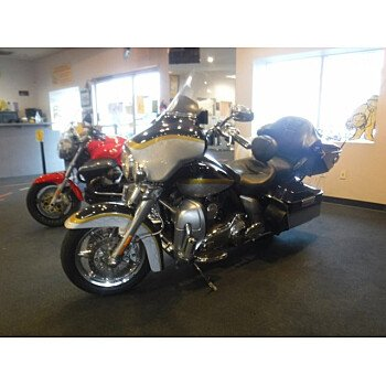 2012 Harley-Davidson CVO for sale 200934430