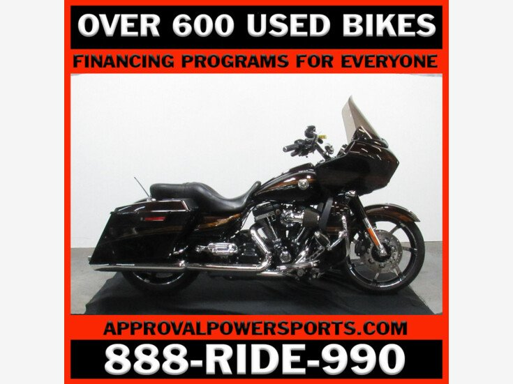 2012 Harley-Davidson CVO for sale 201050377