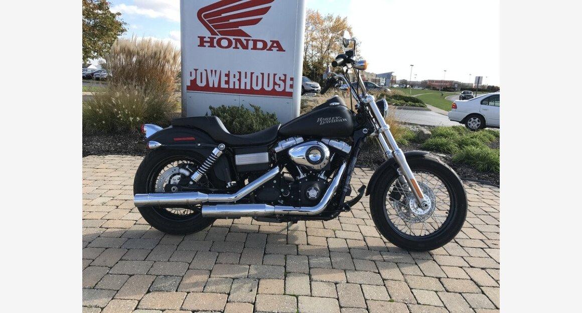 2012 Harley-Davidson Dyna for sale 200505822