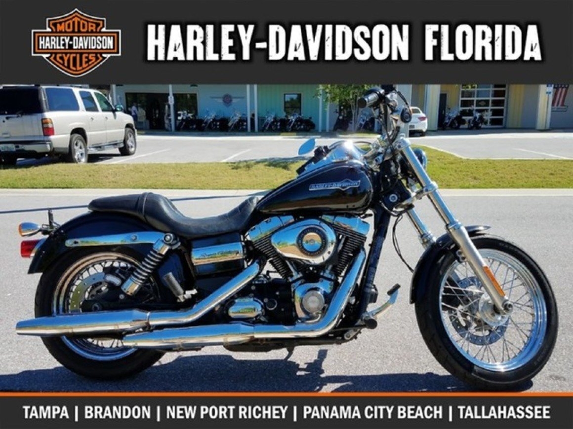 2012 Harley Davidson Dyna For Sale Near Panama City Beach Florida