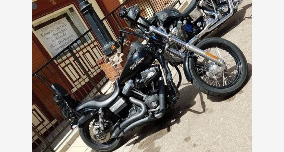 2012 Harley-Davidson Dyna for sale 200622524