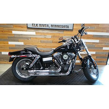 2012 Harley-Davidson Dyna Fat Bob for sale 200643557