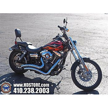 2012 Harley-Davidson Dyna for sale 200685017