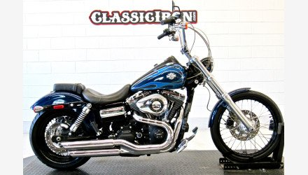 2012 Harley-Davidson Dyna for sale 200688337