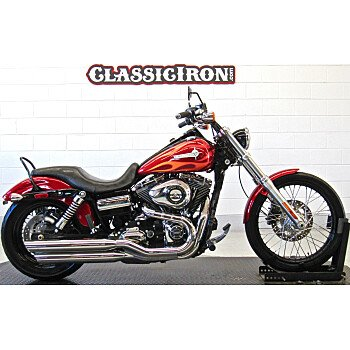 2012 Harley-Davidson Dyna for sale 200711526