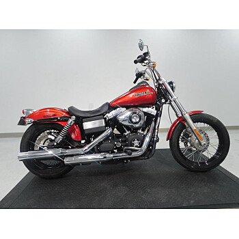 2012 Harley-Davidson Dyna Street Bob for sale 200755104