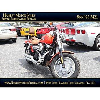 2012 Harley-Davidson Dyna Fat Bob for sale 200784968