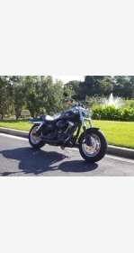 2012 Harley-Davidson Dyna Fat Bob for sale 200786209
