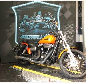 2012 Harley-Davidson Dyna Street Bob for sale 200796585