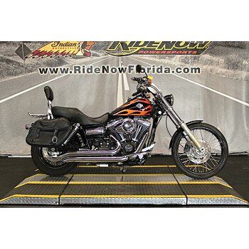 2012 Harley-Davidson Dyna for sale 200817568
