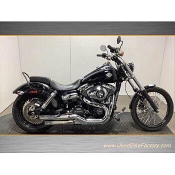 2012 Harley-Davidson Dyna for sale 200821725