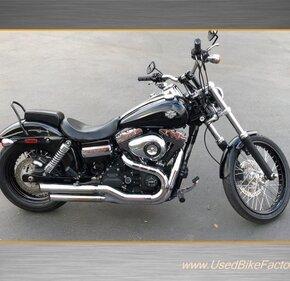2012 Harley-Davidson Dyna for sale 200842803