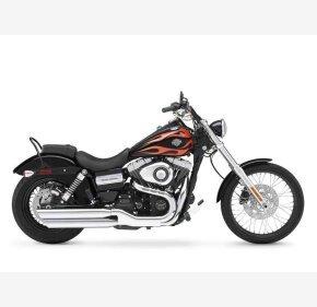 2012 Harley-Davidson Dyna for sale 200845344