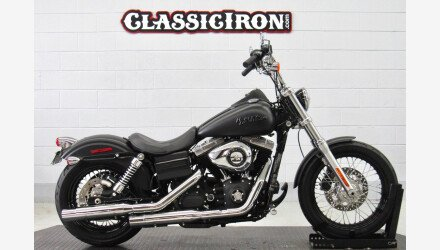 2012 Harley-Davidson Dyna Street Bob for sale 200895167