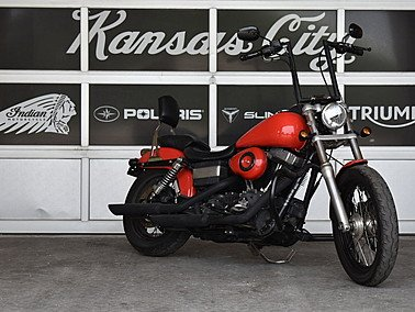 2012 Harley-Davidson Dyna Street Bob for sale 200899051