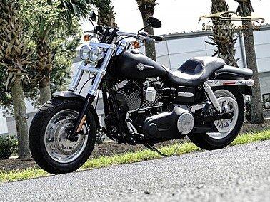 2012 Harley-Davidson Dyna Fat Bob for sale 200918536