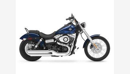 2012 Harley-Davidson Dyna for sale 200930160