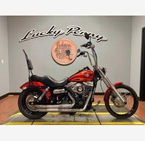 2012 Harley-Davidson Dyna for sale 200946780