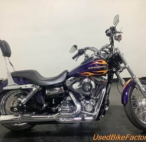 2012 Harley-Davidson Dyna for sale 201007397