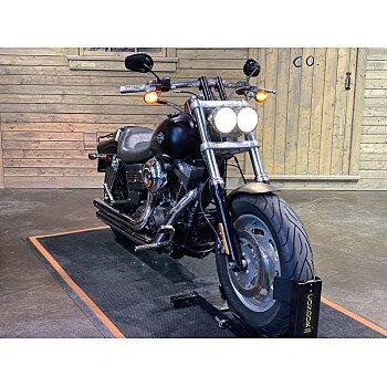 2012 Harley-Davidson Dyna Fat Bob for sale 201048333