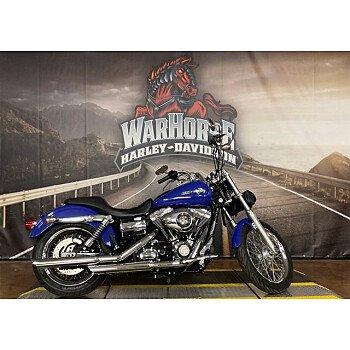2012 Harley-Davidson Dyna for sale 201071831
