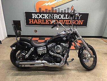 2012 Harley-Davidson Dyna for sale 201104988