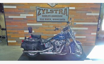 2012 Harley-Davidson Softail Heritage Classic for sale 200643558