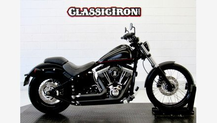 2012 Harley-Davidson Softail for sale 200810210