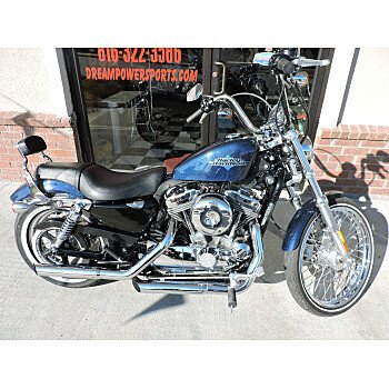 2012 Harley-Davidson Sportster Seventy-Two for sale 200699701