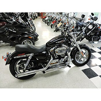 2012 Harley-Davidson Sportster 1200 Custom for sale 200699712