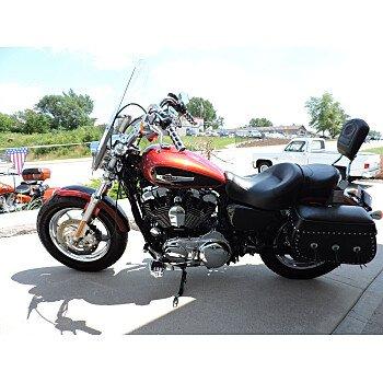 2012 Harley-Davidson Sportster 1200 Custom for sale 200699743